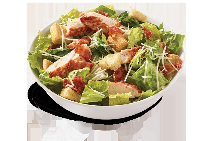 Chicken Caesar Salad Country Style